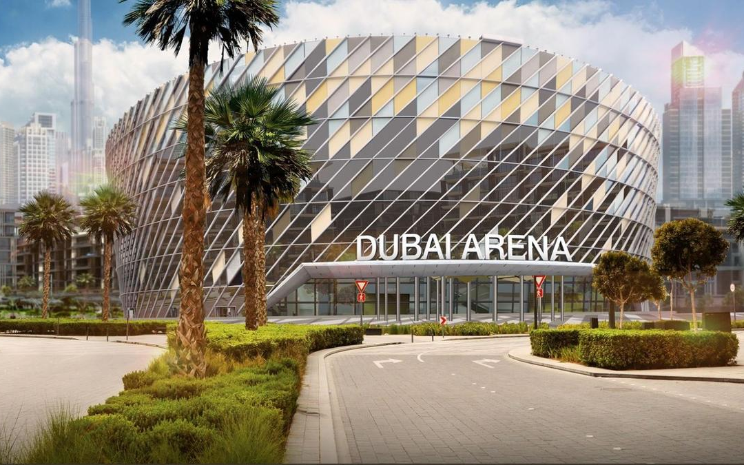 Dubai Arena set to open in 2019
