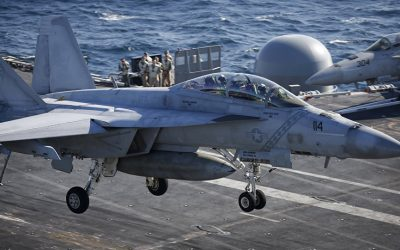 US navy aircraft crashes in Philippine Sea
