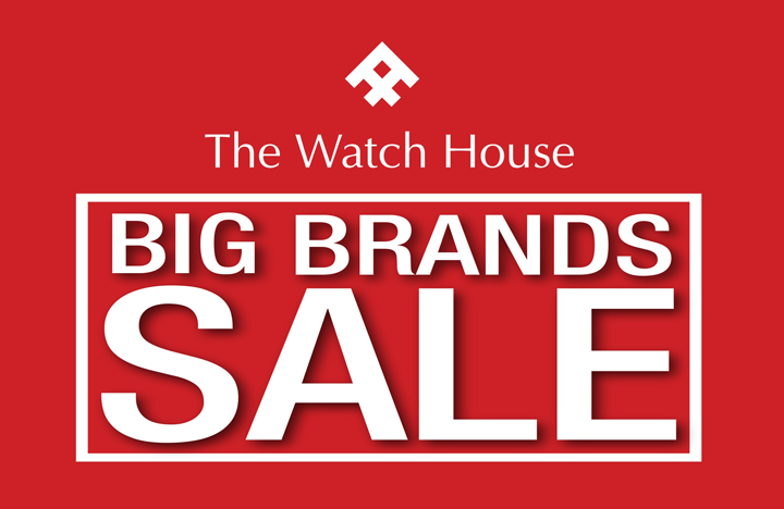 Enjoy up to 75% off on major brands at The Watch House – Al Maktoum street, Dubai