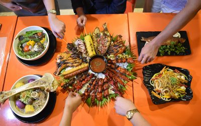 Fulfill your Pinoy street food cravings today at Eskinita