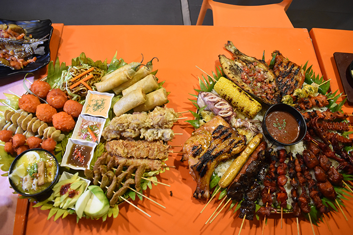 Fulfill Your Pinoy Street Food Cravings Today At Eskinita The