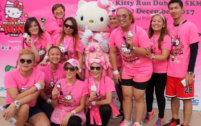 5 things you should know about the Hello Kitty Run Dubai