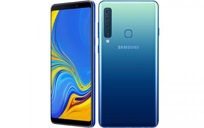 Samsung unveils first-of-its-kind quad camera Galaxy A9