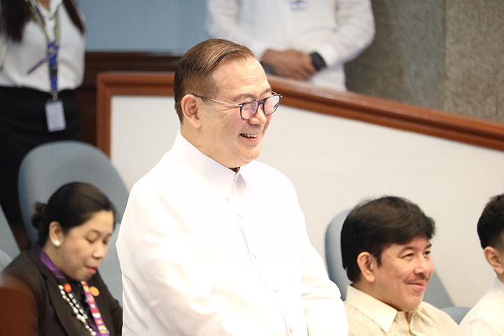 CA Committee on Foreign Affairs confirms appointment of DFA Secretary Teodoro Locsin Jr. and 47 Foreign Service Officers