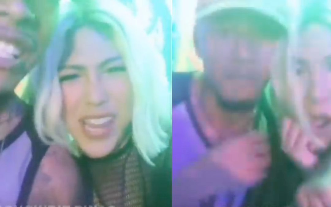 WATCH: Vice Ganda in high spirits in a night out with Calvin Abueva