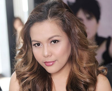 Filipina singer hid in US to avoid bashers