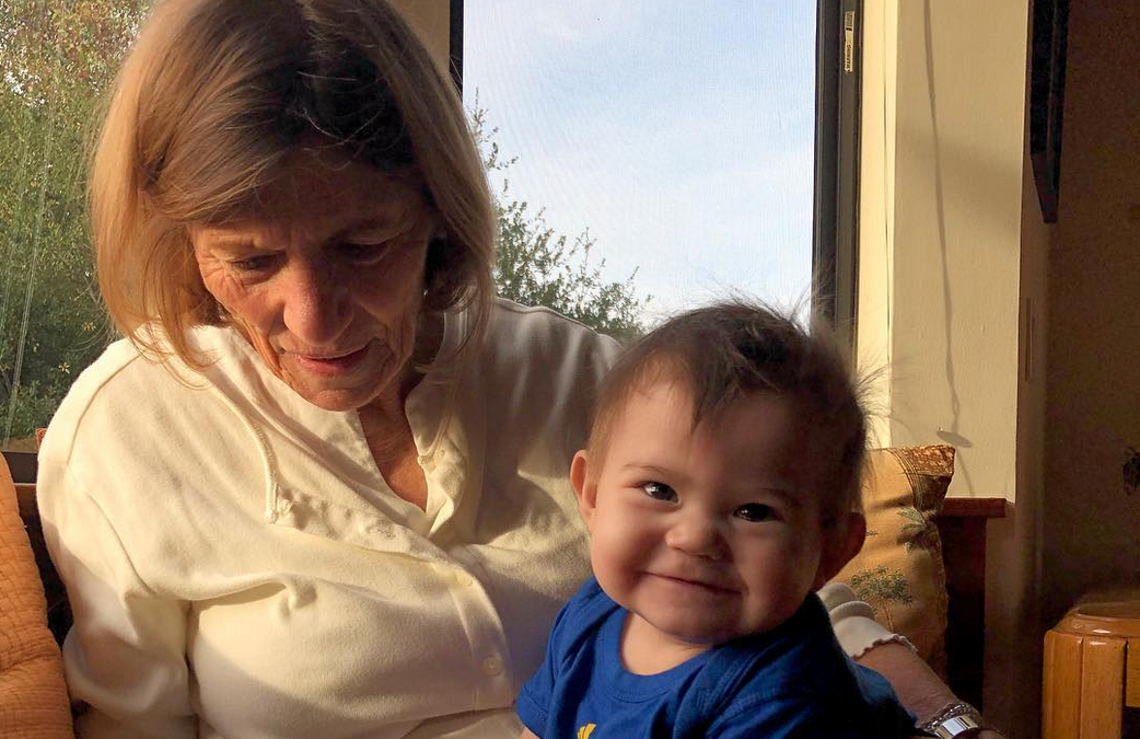 IN PHOTOS: Pokwang's baby visits grandparents in US