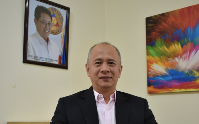 Philippine Embassy and POLO-OWWA in Abu Dhabi welcome new Labor Attache
