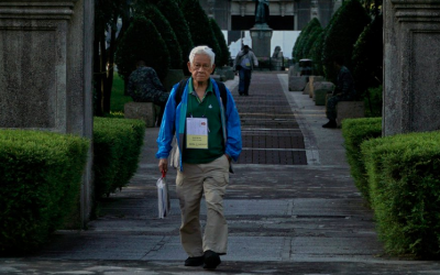87-year-old Pinoy takes Bar, aspires to be a lawyer