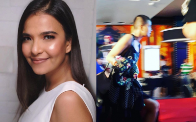 LOOK: Alessandra de Rossi reveals shaved head