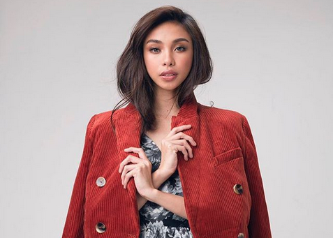Maymay Entrata thanks Furne One for inviting her to Arab Fashion Week casting call