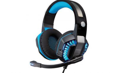 Toshiba releases new gaming headset powered with Virtual 7.1 Surround Sound