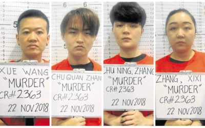 Stabbed, chopped up: Love triangle eyed in Chinese woman slay in Makati