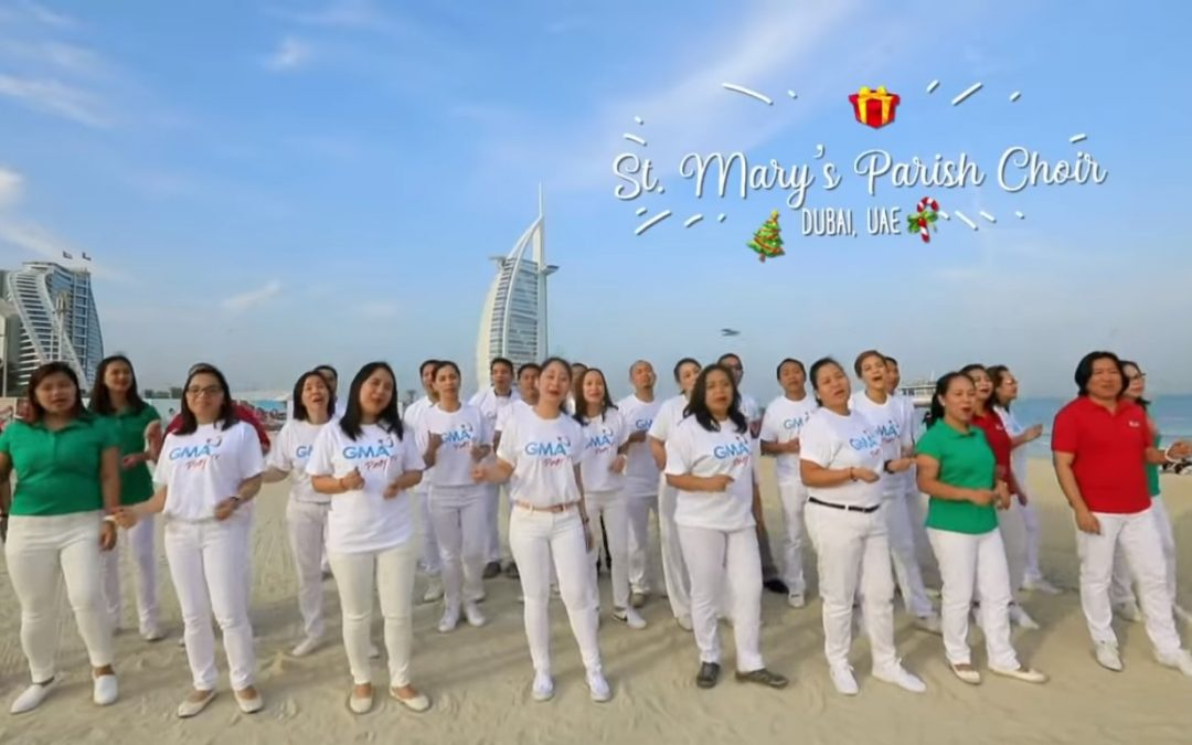 WATCH: Dubai featured in GMA-7 Christmas Station ID 2018