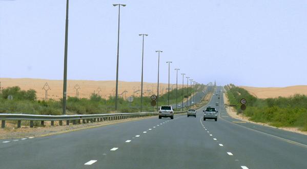 Dubai Al Ain road gets a new name