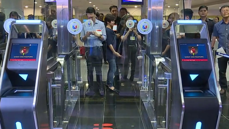 5 major PH airports go high-tech with e-gates