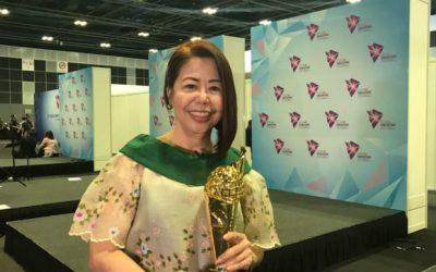 Filipina wins first-ever ASEAN Prize, earns praise from Malacanang