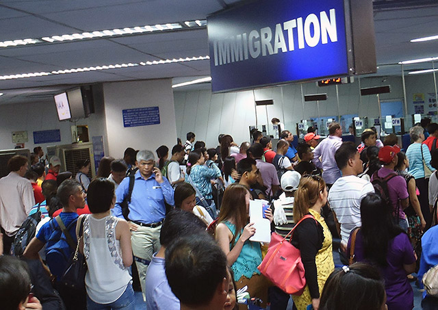 Immigration to use tech to check authenticity of OFW documents at NAIA