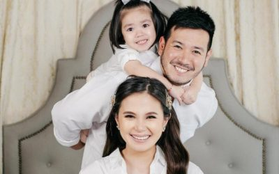Isabel Oli gives birth to second child with John Prats
