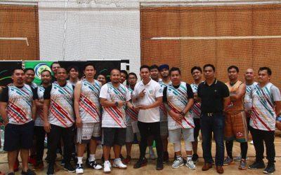 Pinoy architects open Season 8 Intercolor tourney