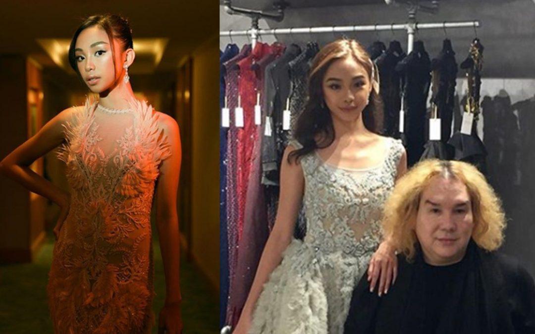 WATCH: Maymay Entrata prepares for Arab Fashion Week 2018 in Dubai