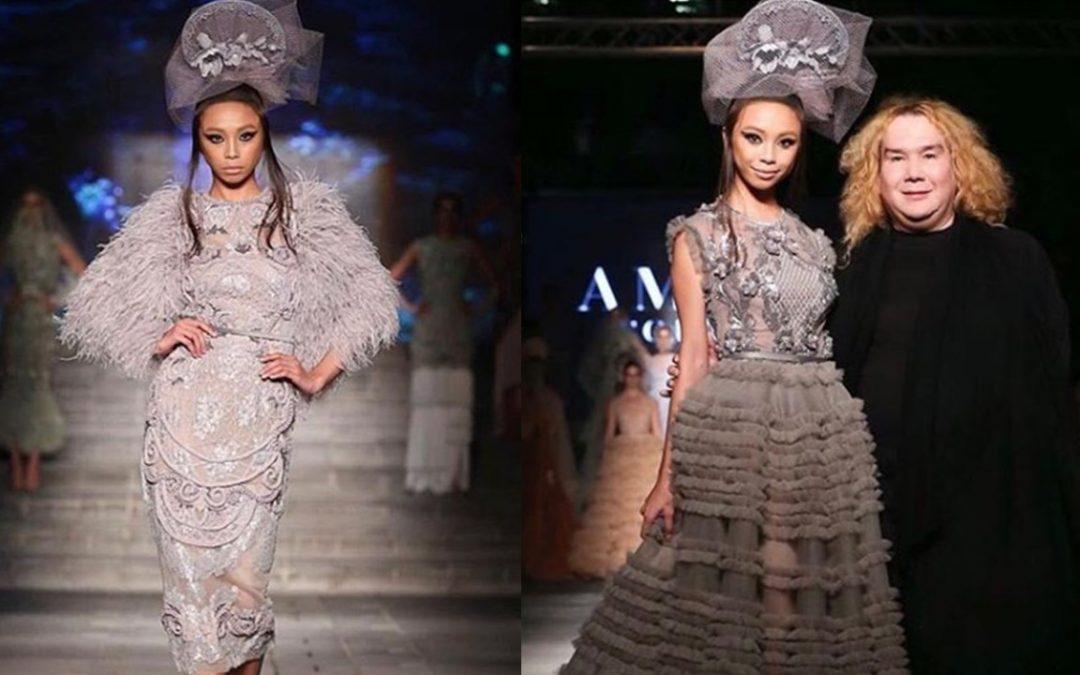 Maymay Entrata feels grateful after walking in Arab Fashion Week
