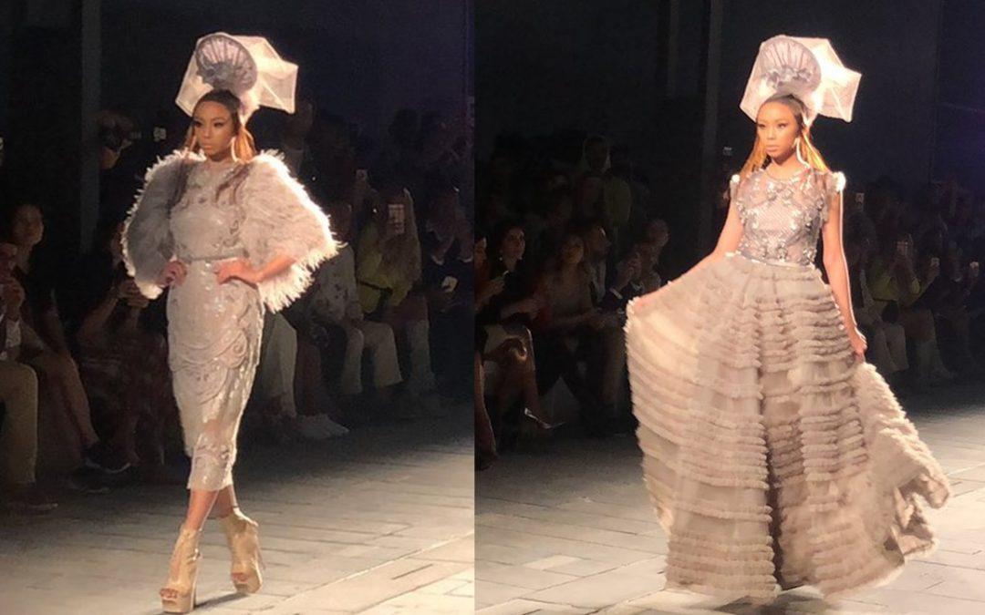 WATCH: Maymay Entrata slays Arab Fashion Week
