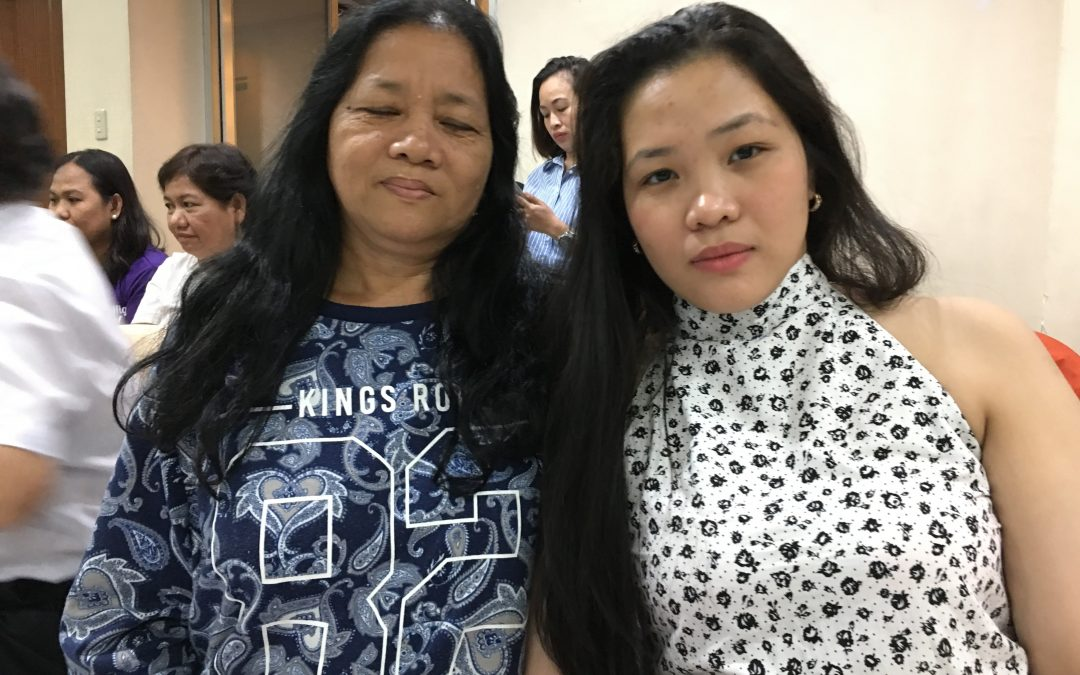 OFW saved from UAE death row receives livelihood from DOLE