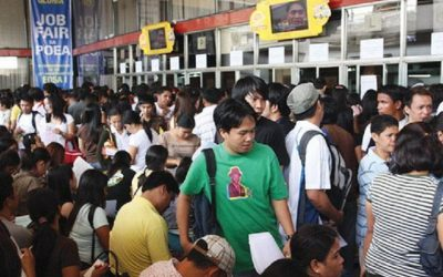 """""""Pilipino muna bago dayuhan,"""" solon says amid rising number of illegal foreign workers in PH"""