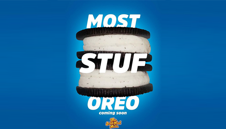 Netizens are delighted over Oreo's thickest cookie yet