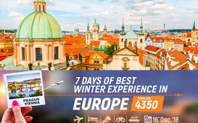 Experience Christmas in Europe this 2018