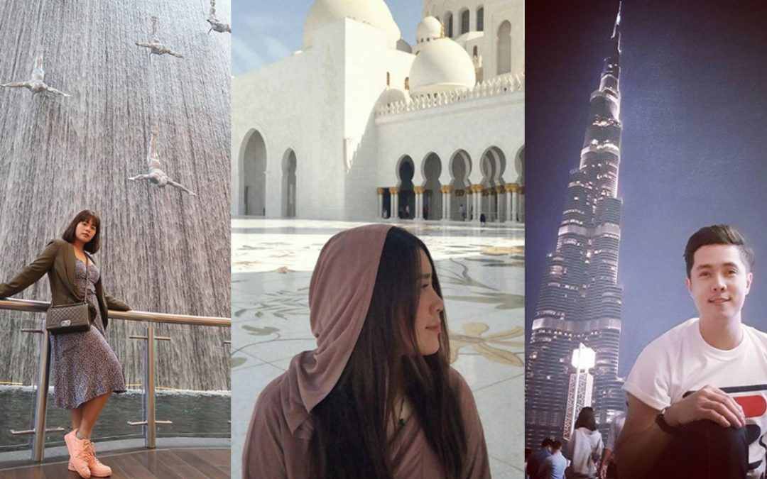 LOOK: Moira dela Torre, radio DJs share photos of their trip to UAE