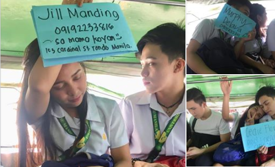 Lonely hearts ride jeepney to find perfect match over Christmas