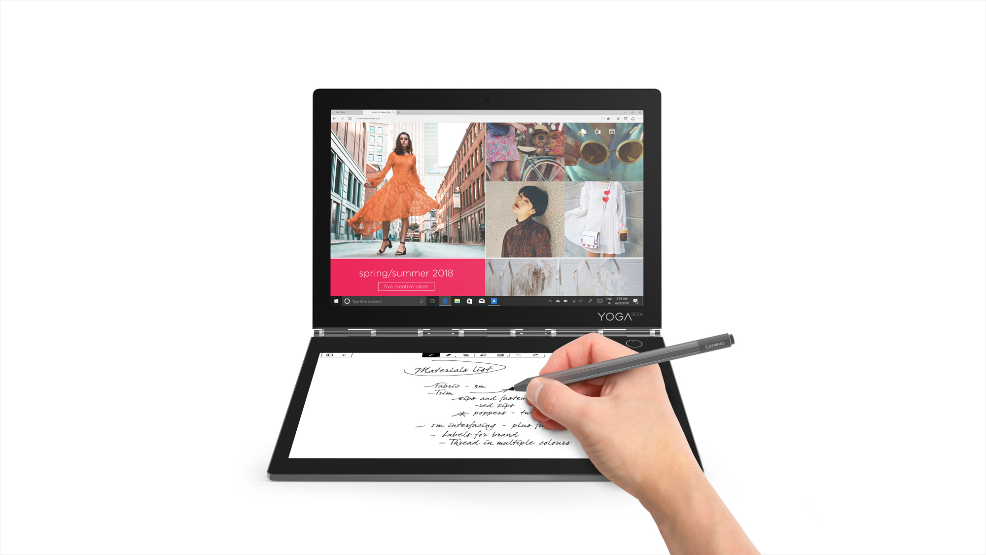 Lenovo Yoga Book C930 A Flexible User Friendly Gadget For The Whole Family The Filipino Times