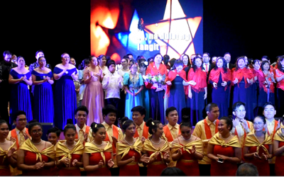 WATCH: Filipino choirs in the UAE perform Christmas Carols at Paskuhang Pinoy sa Abu Dhabi
