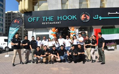 Off The Hook opens 4th branch in Abu Dhabi