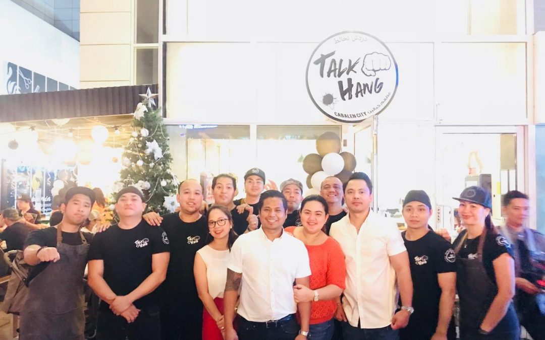 Talk Hang celebrates 1st year anniversary