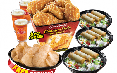 Have a taste of Filipino Christmas with Chowking