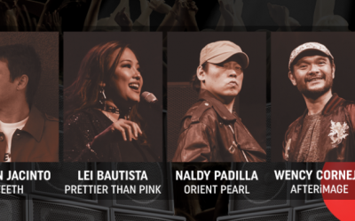 Enjoy timeless OPM hits at '90s Upload Concert