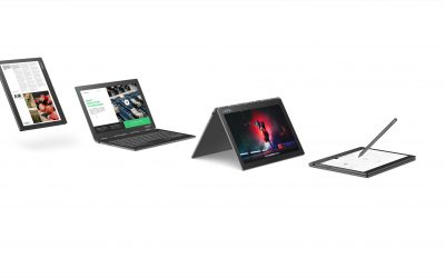 Lenovo Yoga Book C930: A flexible, user-friendly gadget for the whole family
