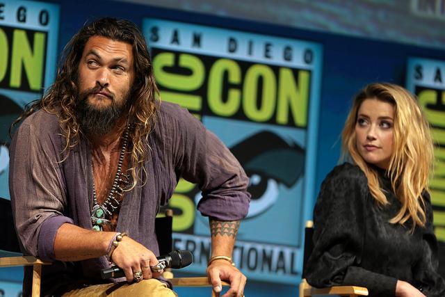 'Aquaman' star Jason Momoa finally arrives in Manila