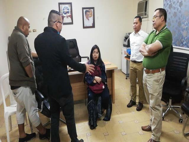 OFW in Saudi almost loses eyesight due to physical abuse