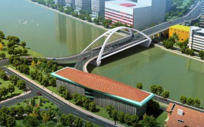 Php4.2-billion China-funded bridge in Manila OK'd