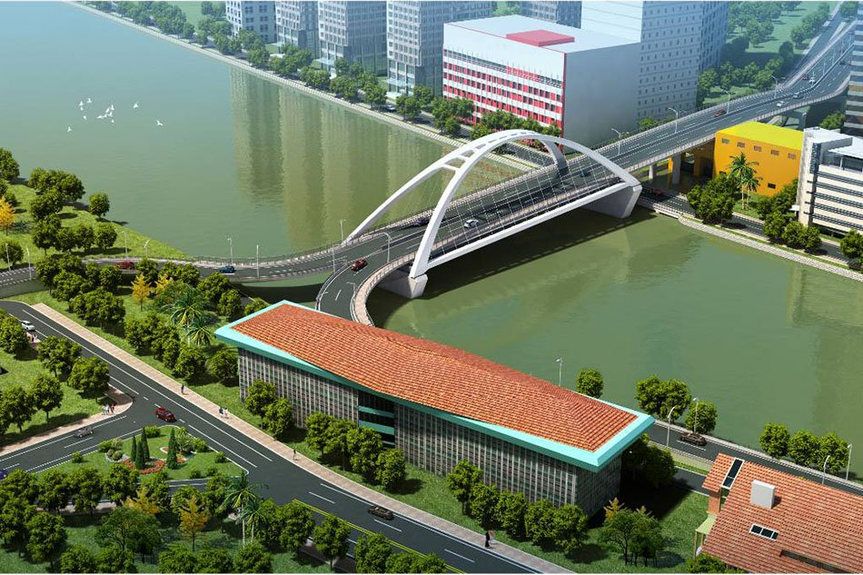 Php4.2-billion China-funded bridge in Manila OK'd