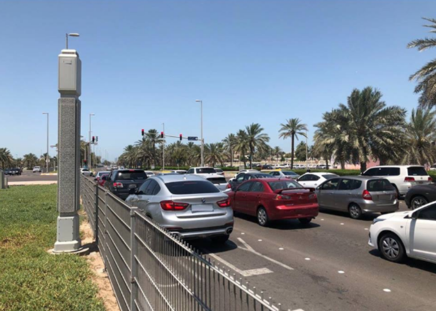 Speed limit increased in parts of Abu Dhabi