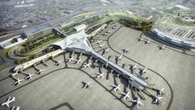 Photo of 'World's biggest airport' in Bulacan eyed to open in 2022