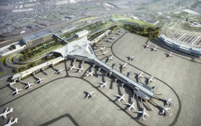 'World's biggest airport' in Bulacan eyed to open in 2022