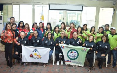 Bayanihan Council, AUFWWAAD, OKO hold gift-giving event at POLO-OWWA