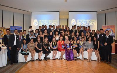 APO holds 93rd International Anniversary