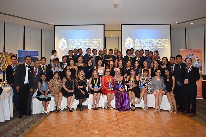 APO holds 93rd International Anniversary